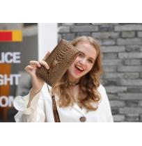 Ženska denarnica 3D Krokodil v dveh barvah