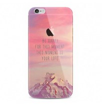 Etui Iphone 5/5s Be happy