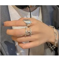 Komplet prstanov Minimalistic