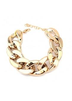 Ženska zapestnica Gold Chain