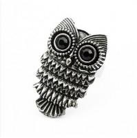 Ženski prstan Owl