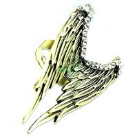 Ženski prstan Angel Wing