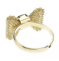 Ženski prstan Bowknot